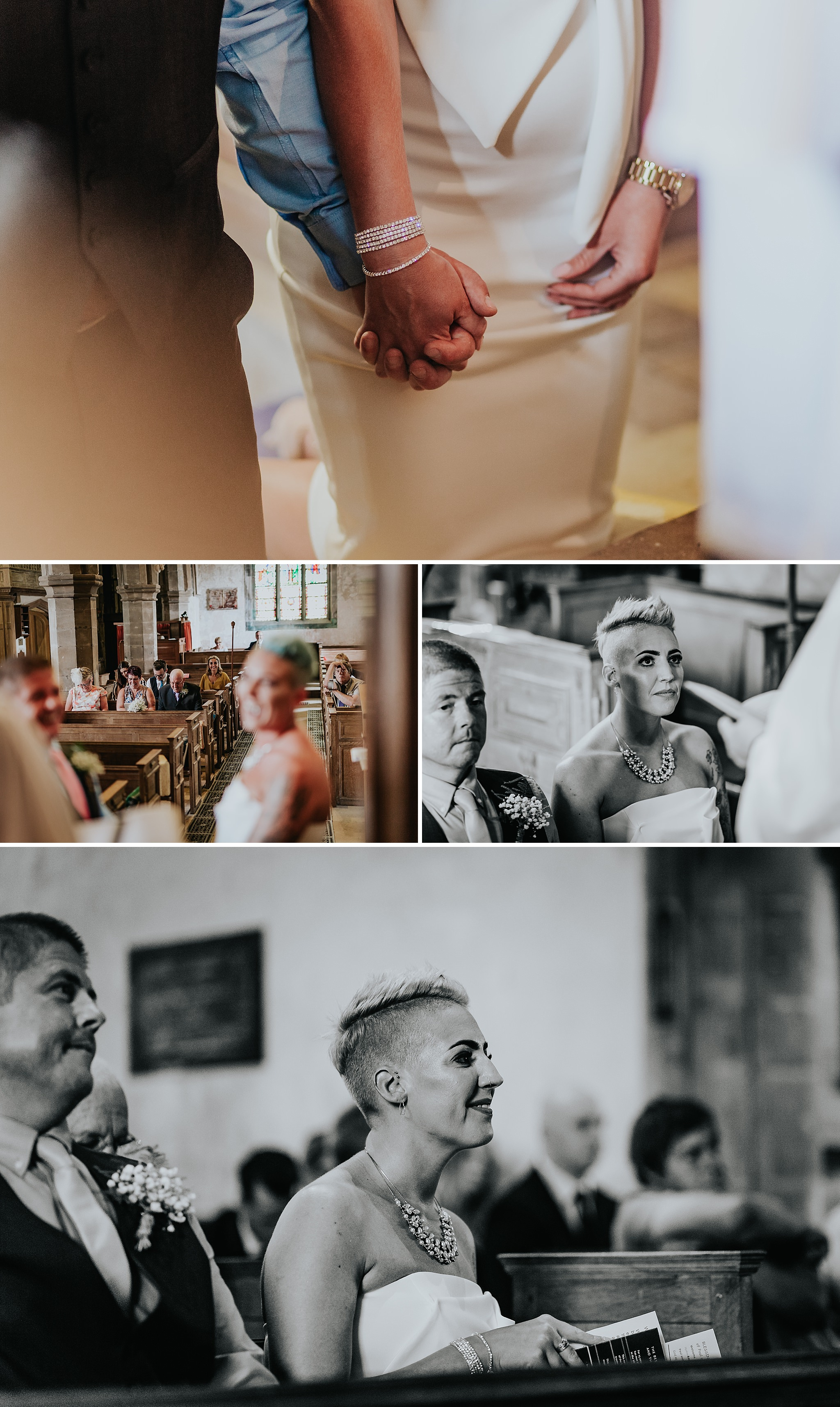 Documentary wedding photographer Staffordshire, Sandon