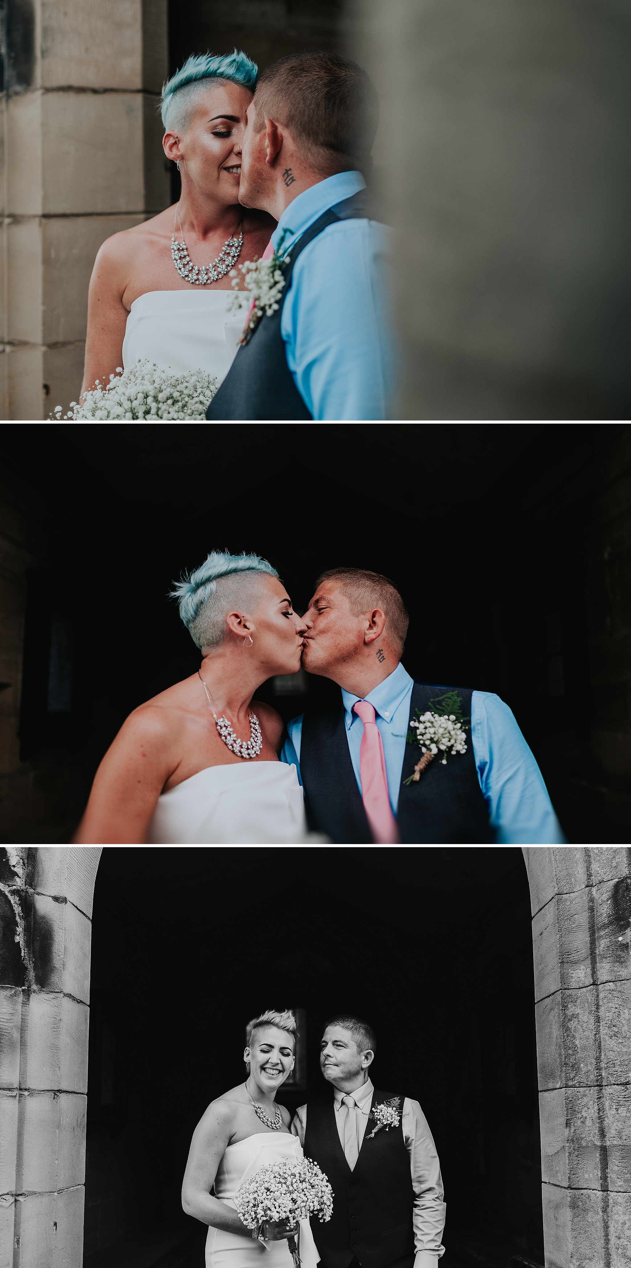 Weddings in Staffordshire, photography