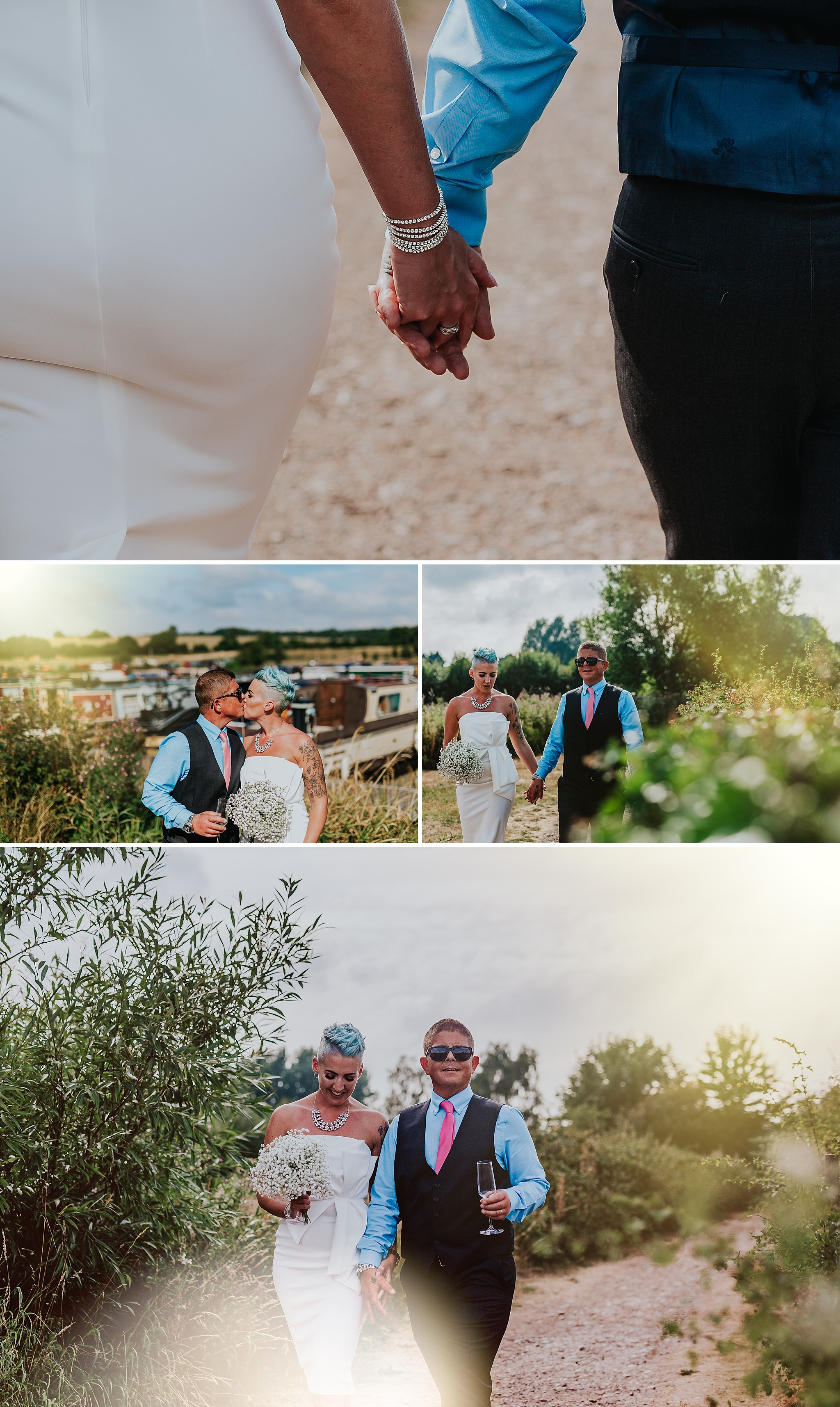Wedding photographer Staffordshire, West Midlands