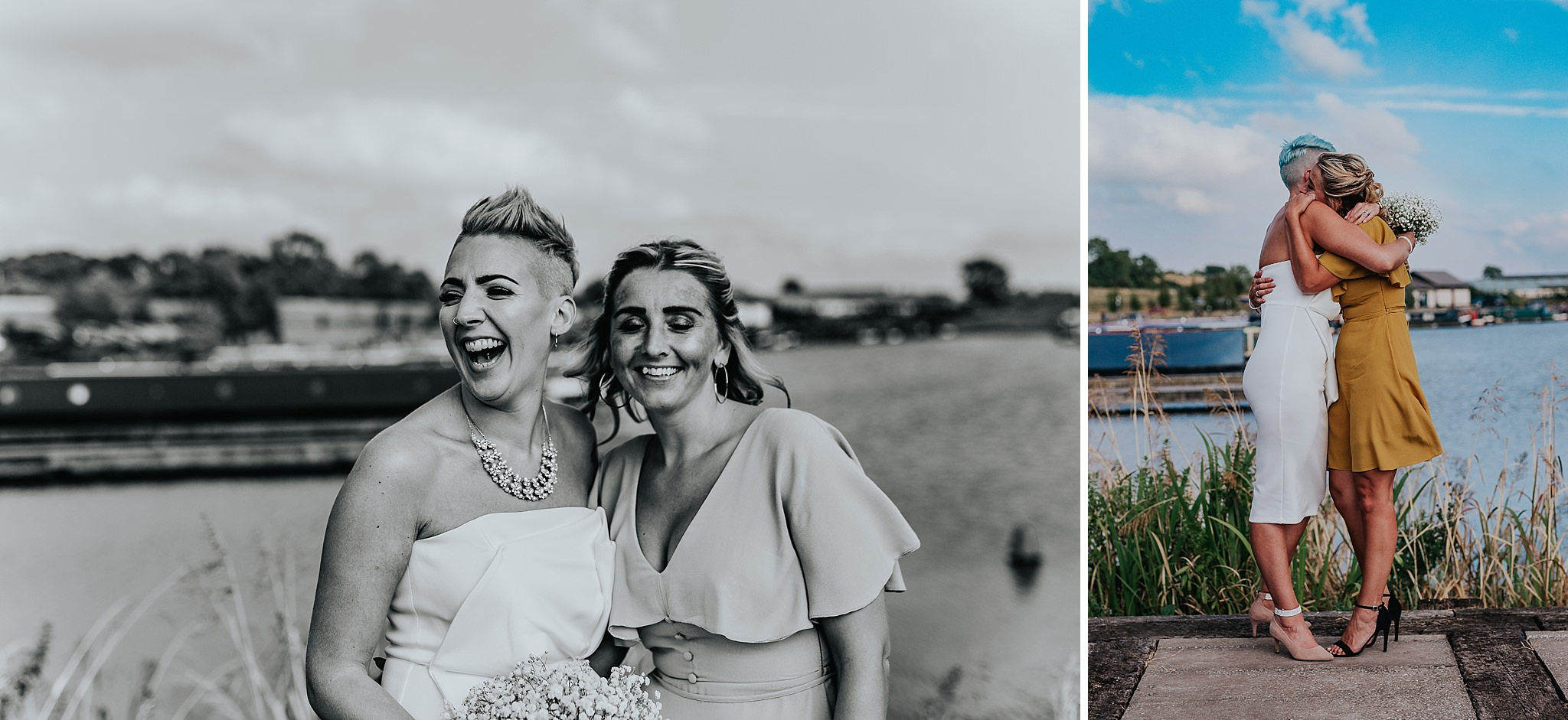 Aston Marina wedding, Staffordshire Wedding Photographer