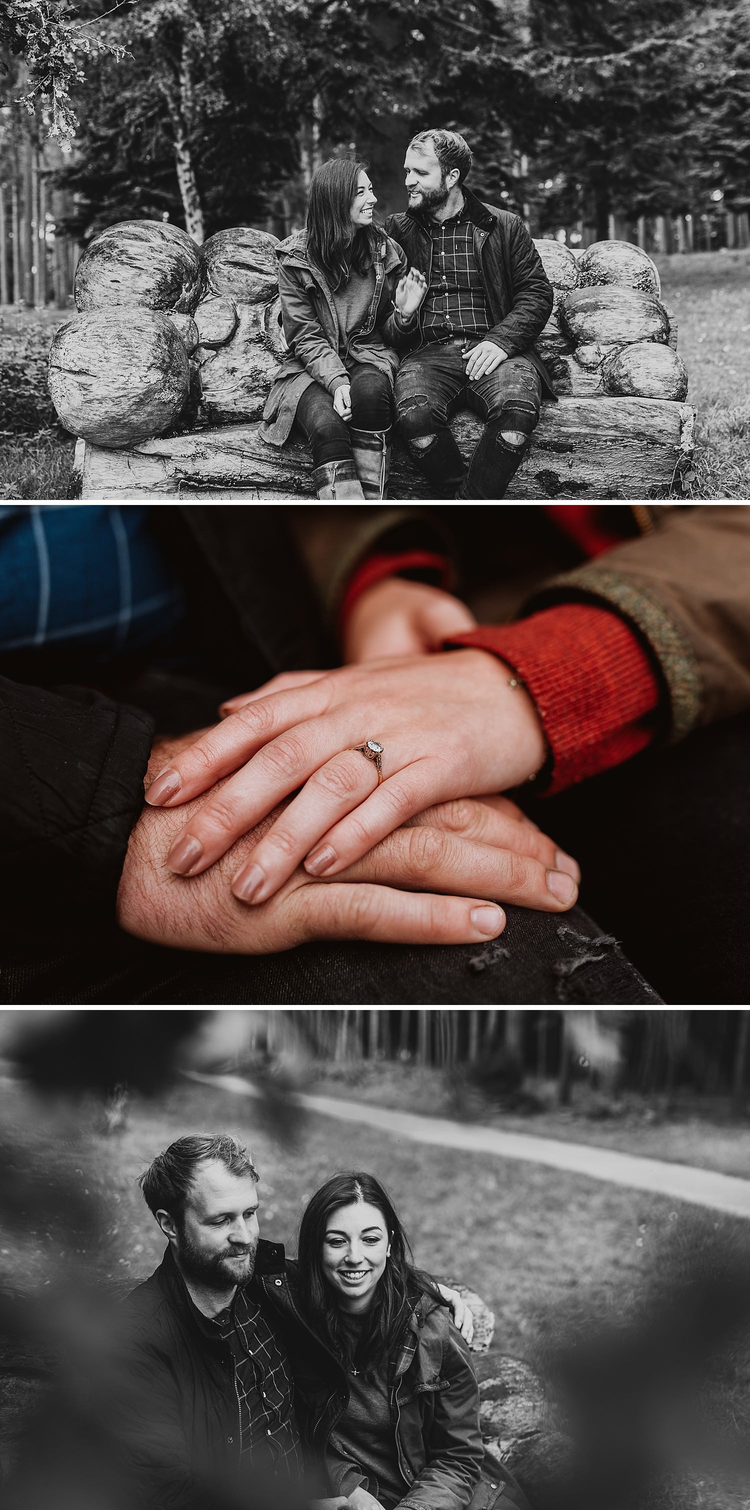 Cannock Chase photoshoot - Staffordshire Photographer, wedding