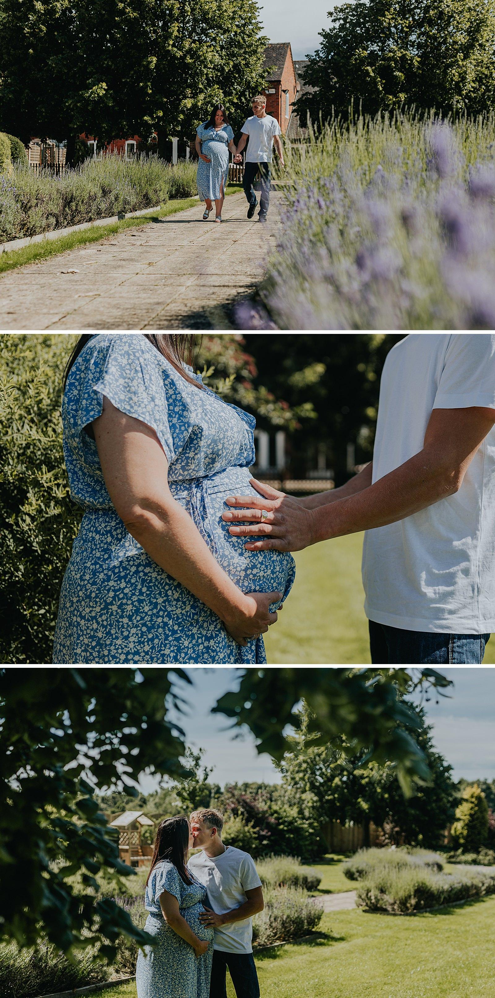 Maternity Newborn photographer in Staffordshire