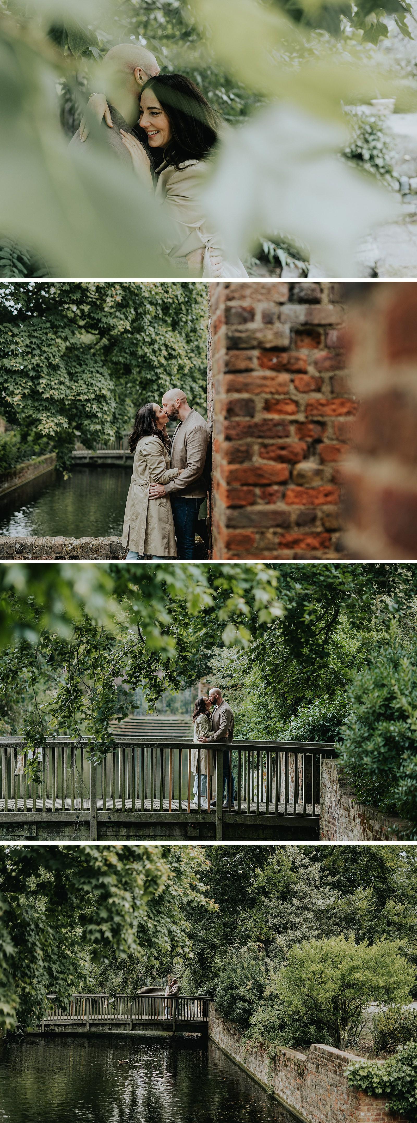 London Tudor Barn Pre-wedding shoot